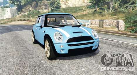 Mini Cooper S (R53) [replace] для GTA 5
