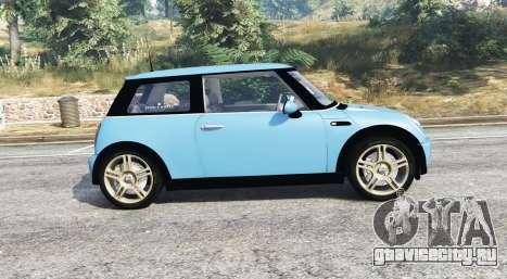 Mini Cooper S (R53) [replace]
