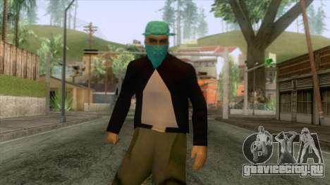 New Aztecas Skin 3 для GTA San Andreas