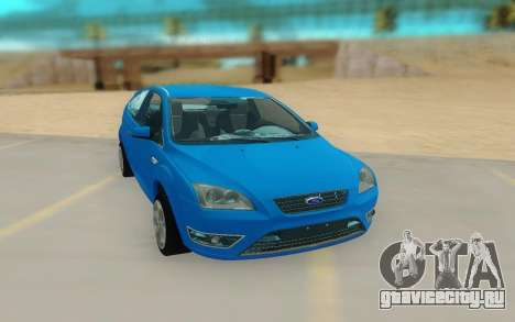 Ford Focus 2 Hatchback для GTA San Andreas