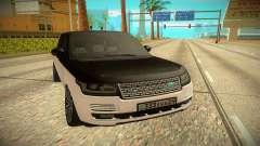 Land Rover Range Rover Autobiography 2016 для GTA San Andreas