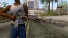 AK-94 Assault Rifle для GTA San Andreas