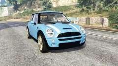 Mini Cooper S (R53) [replace] для GTA 5