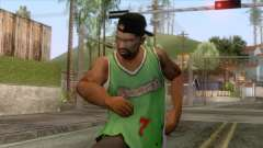 New Groove Street Skin 2 для GTA San Andreas