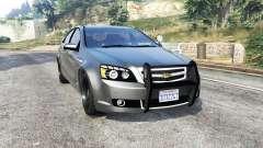 Chevrolet Caprice Unmarked Police v2.0 [replace] для GTA 5