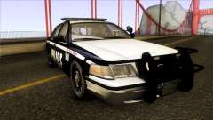 Ford Crown Victoria 2011 LSPD для GTA San Andreas