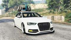 Audi RS 4 Avant (B8) 2014 v1.1 [replace]