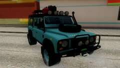 Land Rover Defender Adventure для GTA San Andreas