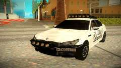BMW M5 E60 Off-Road