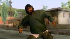 New Groove Street Skin 6 для GTA San Andreas