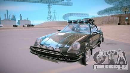 GTA V Pfister Comet Safari для GTA San Andreas