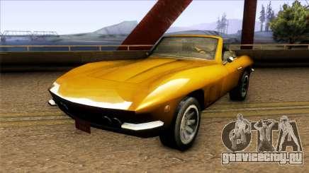 Driver PL San Marino Spyder для GTA San Andreas