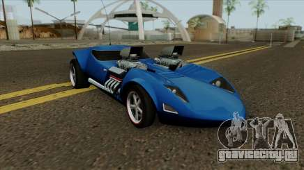 Hot Wheels Twin Mill RC Car 1969 для GTA San Andreas