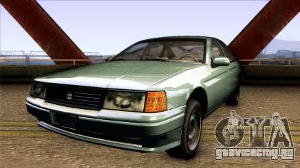 MP3 Dundreary Tahoma для GTA San Andreas