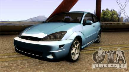 Ford Focus SVT 2003 для GTA San Andreas