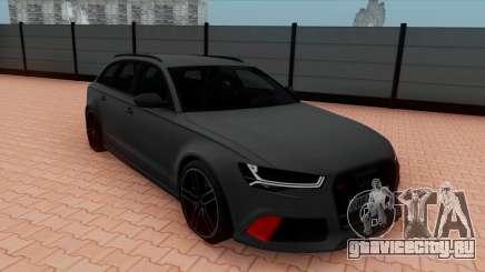 Audi RS6 Avant C7 Bulkin для GTA San Andreas
