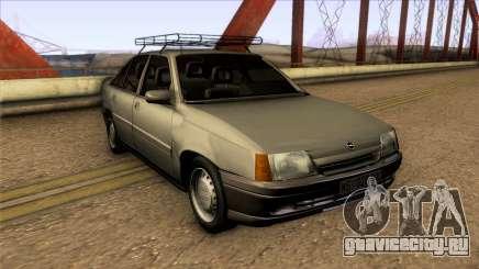 Opel Kadett E Sedan 2.0 1989 для GTA San Andreas