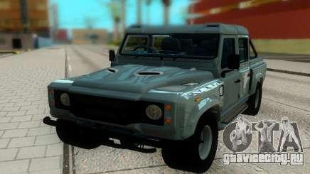 Landrover Defender 110 для GTA San Andreas
