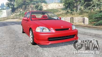 Honda Civic Type-R (EK9) 2000 v1.1 [replace] для GTA 5