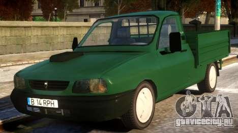 Dacia Drop-Side для GTA 4
