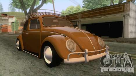 Volkswagen Beetle 1996 для GTA San Andreas