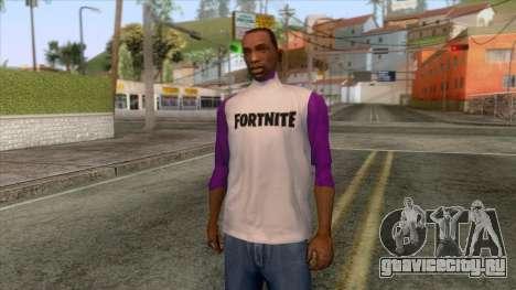 Fortnite T-Shirt для GTA San Andreas