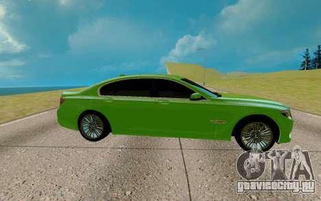 BMW 760Li для GTA San Andreas