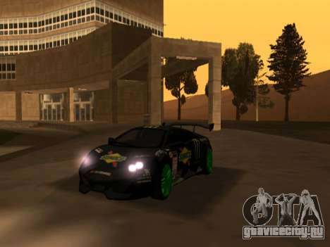 Lamborghini Daigo Saito для GTA San Andreas