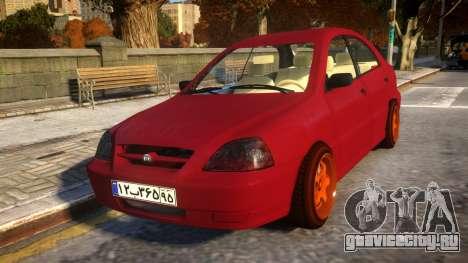 Kia Rio 2005 для GTA 4