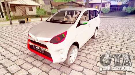 Toyota Calya Sport Edition для GTA San Andreas