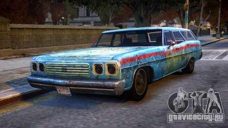 Wrecked Regina для GTA 4