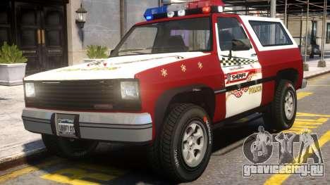 Sheriff Rancher для GTA 4