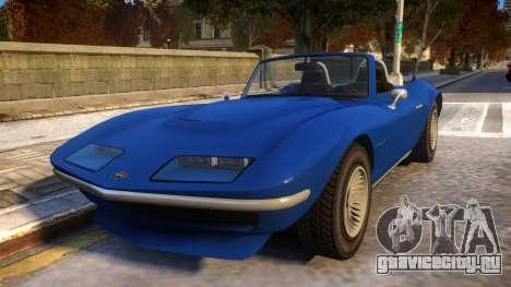 GTA V Invetero Coquette Classic для GTA 4