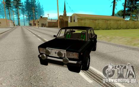 Ваз 2107 Rally v1.0 для GTA San Andreas