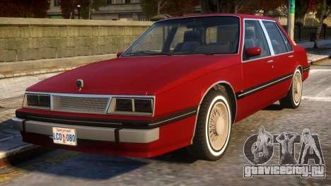 Improved Willard 1986 для GTA 4