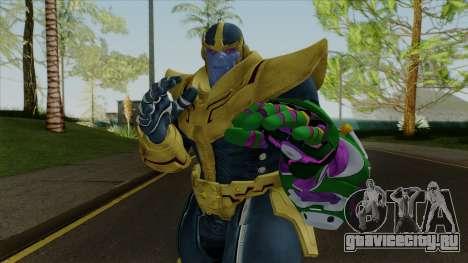 Thanos from Marvel vs. Capcom: Infinite для GTA San Andreas