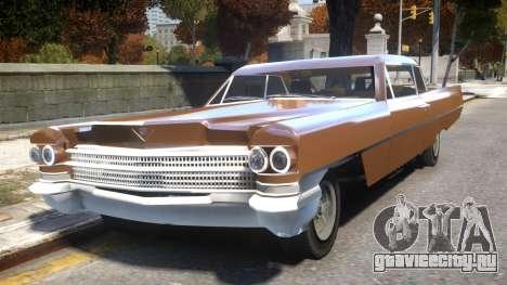 Cadillac De Ville для GTA 4