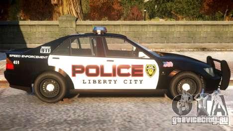 Sultan Police 1.0 для GTA 4