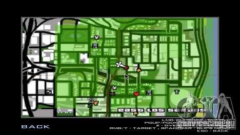 Doki Doki Yuri Wall для GTA San Andreas
