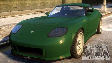 Banshee to Viper для GTA 4