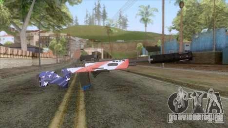 The Doomsday Heist - Sniper Rifle v2 для GTA San Andreas