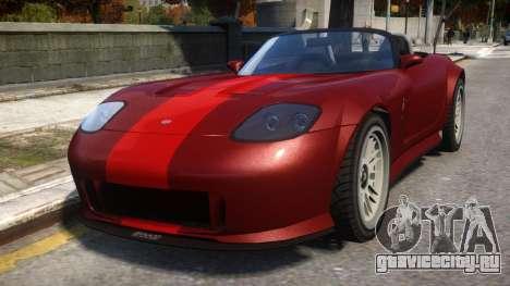 GTA4 Banshee Interior для GTA 4
