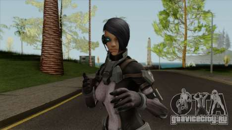 Sitara From Ghost in the Shell First Attack для GTA San Andreas