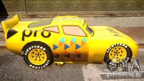 Lightning McQueen PRO для GTA 4