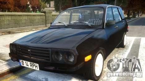 Dacia 1310 Break TX для GTA 4