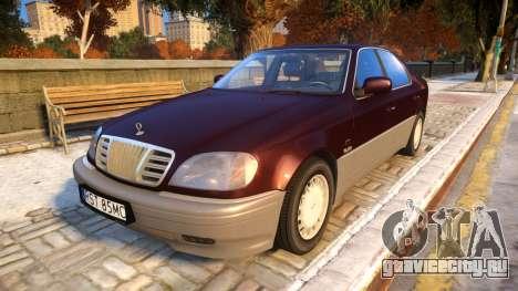 1999 Daewoo Chairman CM600S для GTA 4