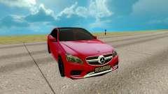 Mercedes-Benz E Class E63 для GTA San Andreas