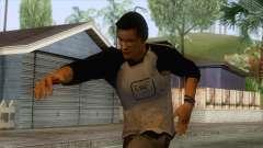 Matt Smith Skin для GTA San Andreas