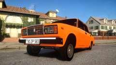 VAZ 2107 Full 583 для GTA 4