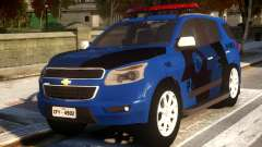Chevrolet Trailblazer 2015 для GTA 4